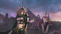 Total War Warhammer dark elves