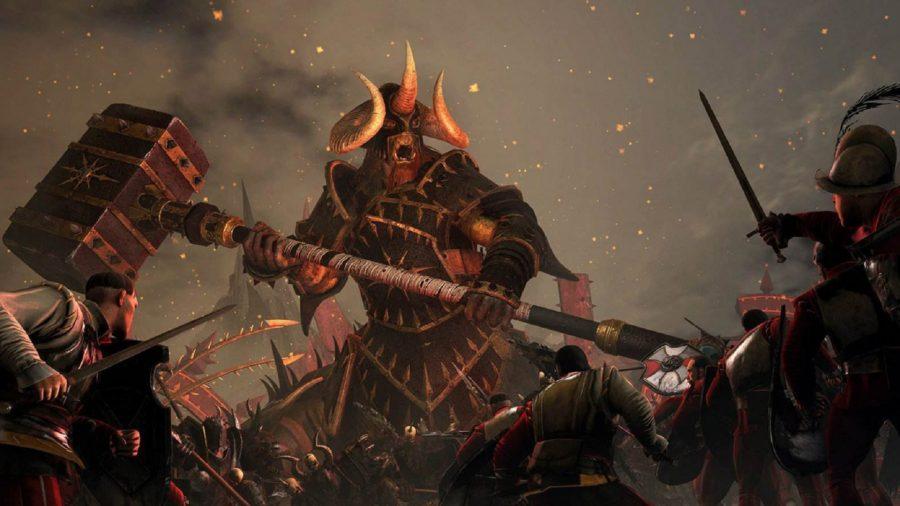 Total War Warhammer faction