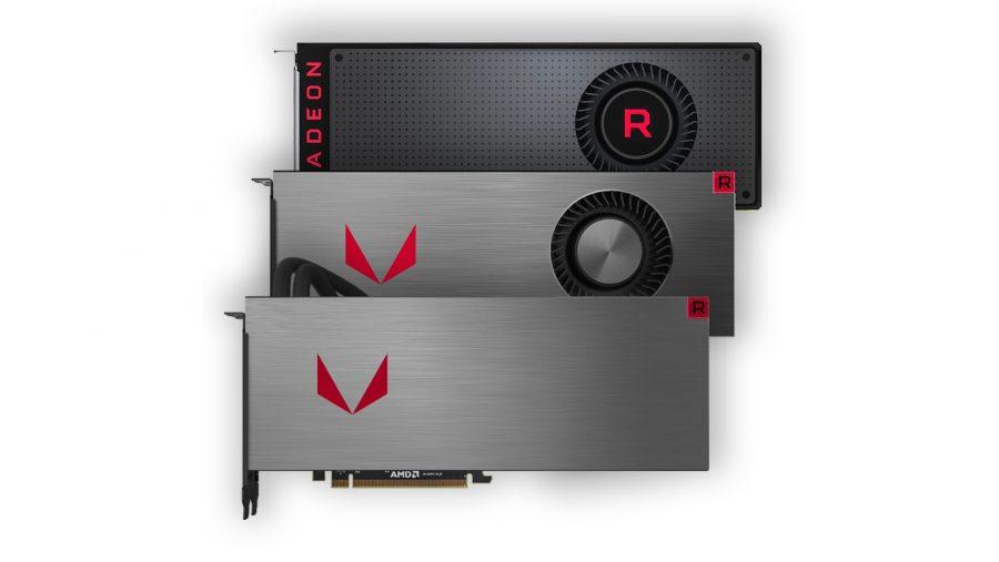 AMD RX Vega 64 benchmarks