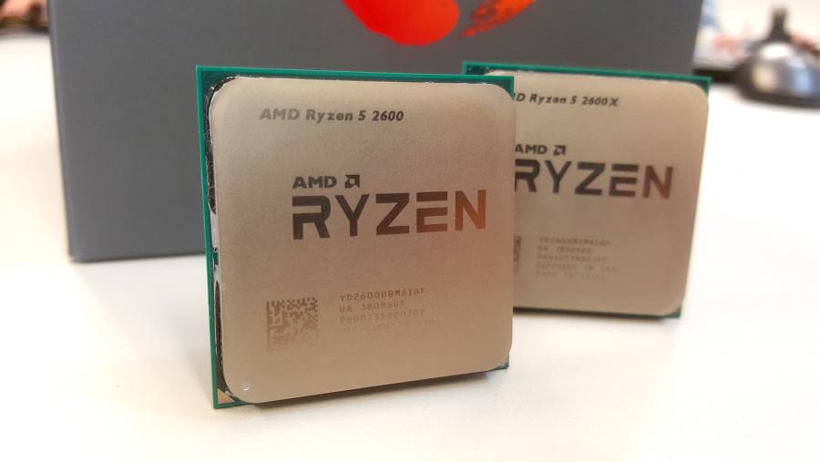 AMD Ryzen 5 2600 performance