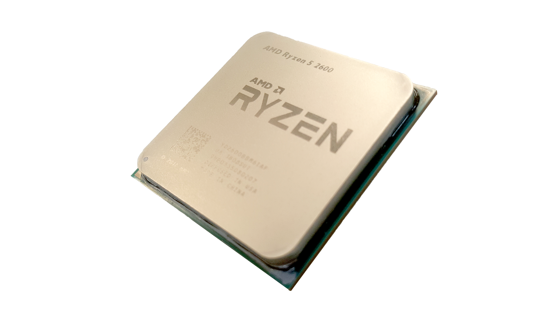 AMD Ryzen 5 2600 review: you won't miss the X from this