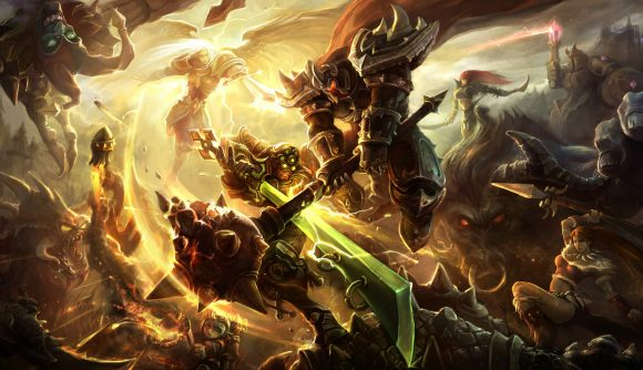 Riot Games Announces It Is Working on a New Beat'Em Up