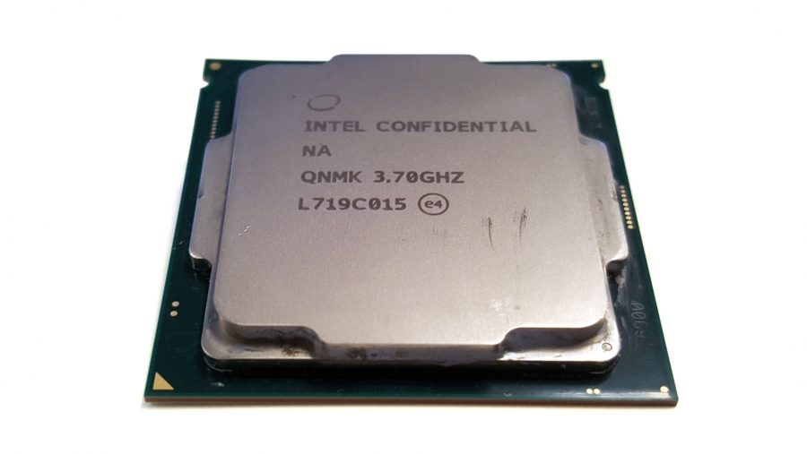 Intel Core i7 8700K verdict