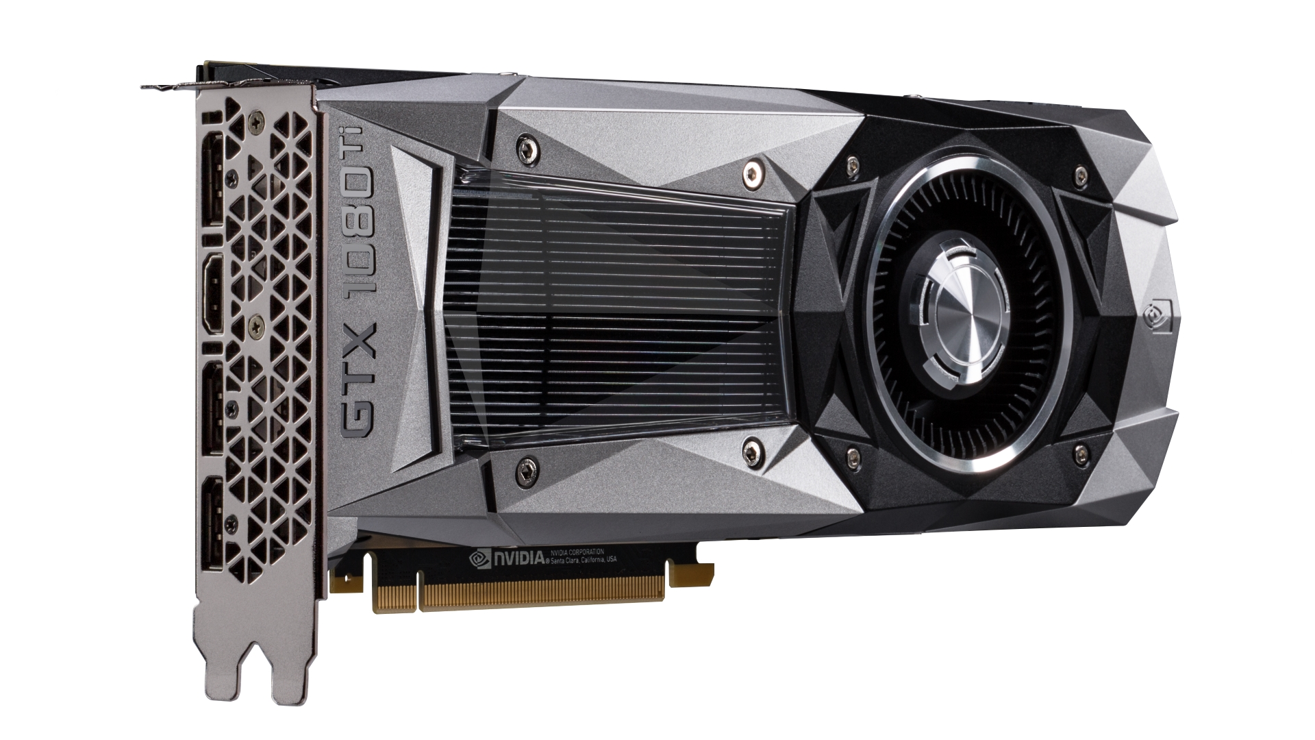 Nvidia GTX 1080 Ti review: the numbers are in  Hail to the