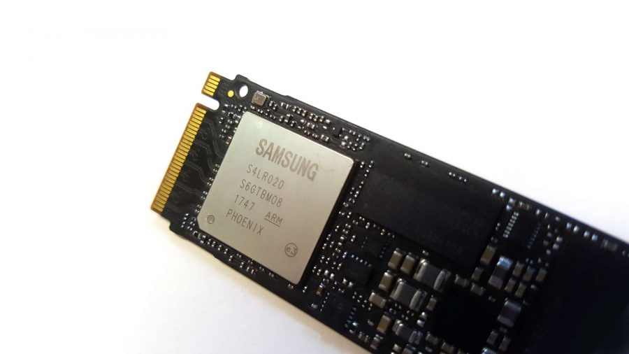 Samsung 970 EVO Phoenix controller