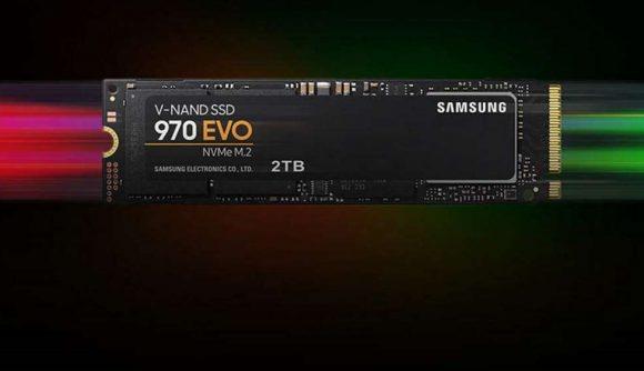 Samsung 970 EVO review benchmarks