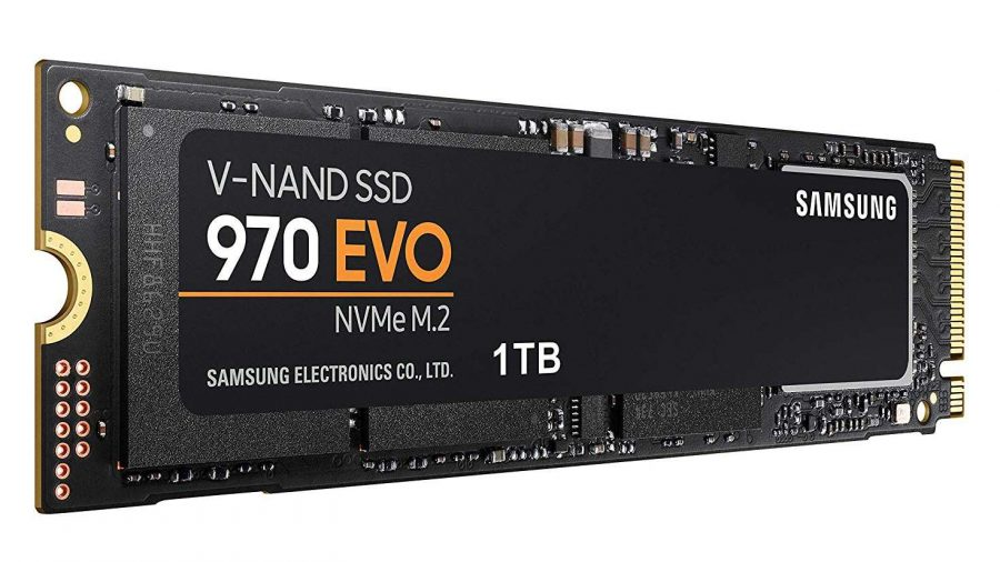 Samsung 970 EVO specifications