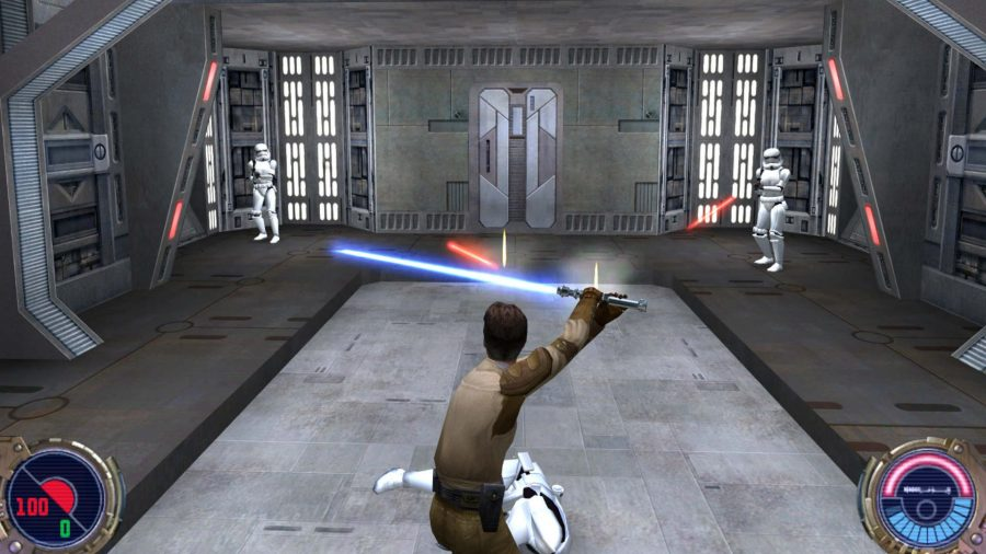 Best Star Wars games, Star Wars Jedi Knight 2: Jedi Outcast