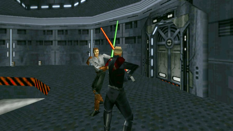 Best Star Wars games, Star Wars Jedi Knight Dark Forces 2