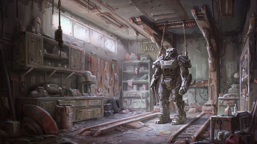How I became a prisoner of my own Fallout 4 settlement   PCGamesN