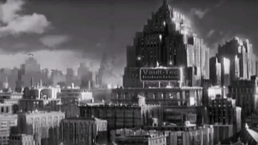 Fallout 5 locations Vault city
