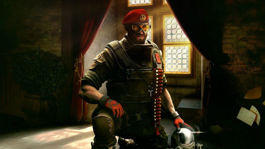 rainbow six siege new operators maestro 2