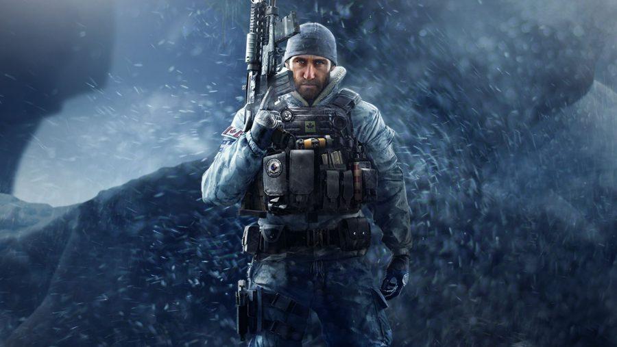 rainbow six siege operators buck