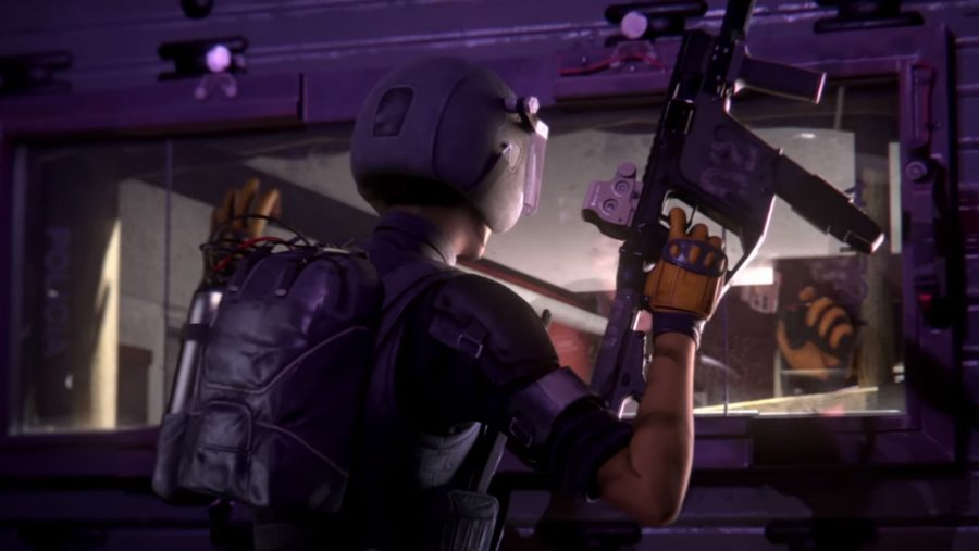 rainbow six siege operators mira
