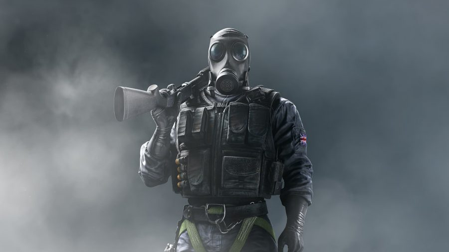 rainbow six siege operators smoke
