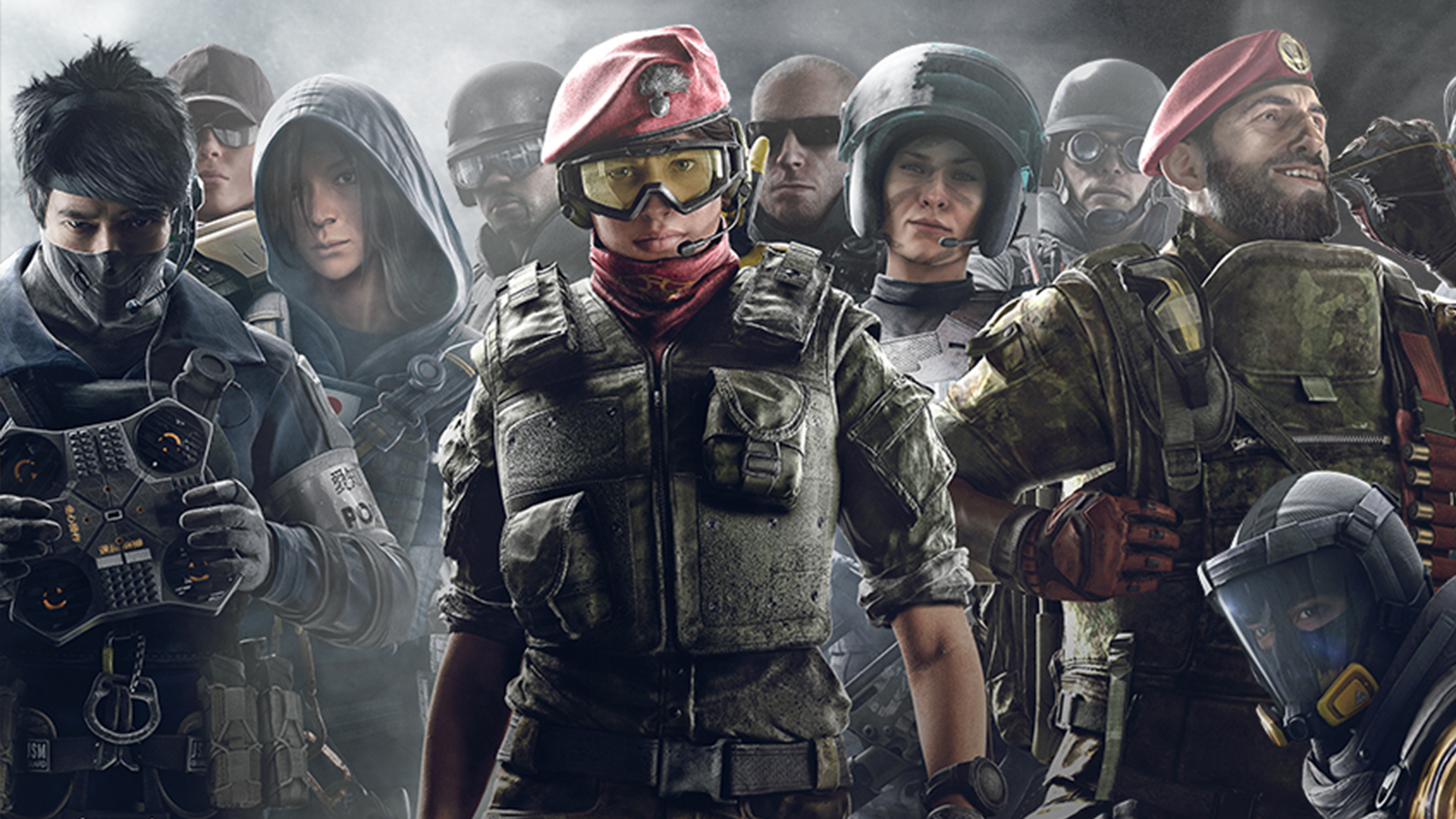 You Ll Get An Hour Of Rainbow Six Siege Year 4 Info At The Six