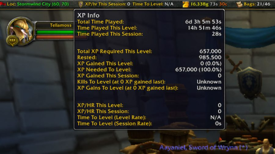 The finest WoW addons
