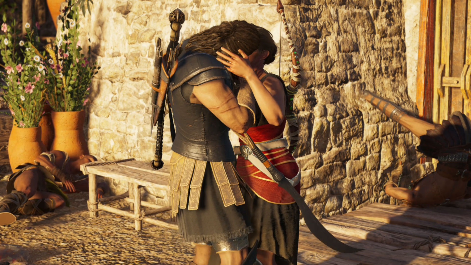 All Assassin S Creed Odyssey Romance Options Every Romanceable