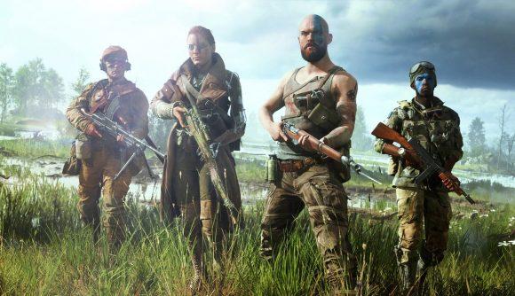 Battlefield 5 company