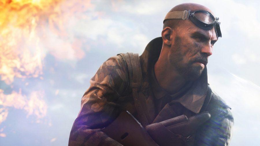 Battlefield 5 fire