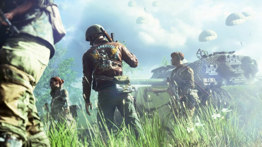 Battlefield 5 squad