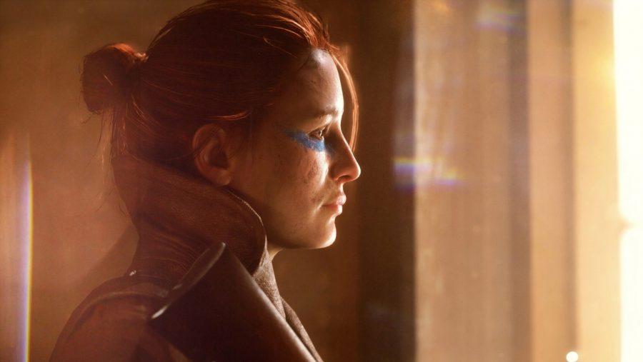 Battlefield 5 woman