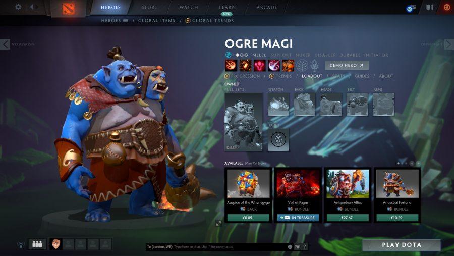 Best Dota 2 heroes - Ogre Magi