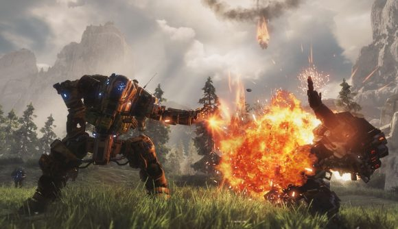 Best FPS games - Titanfall 2