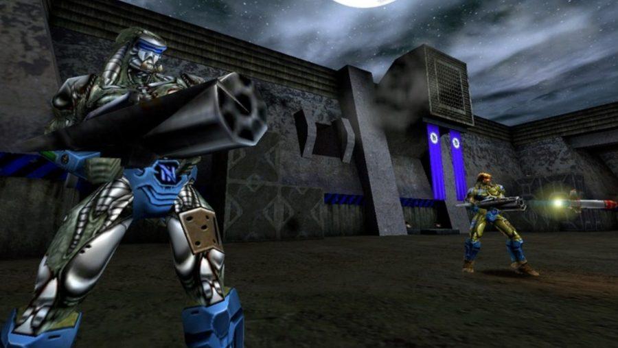 เกม FPS ที่ดีที่สุด - Unreal Tournament