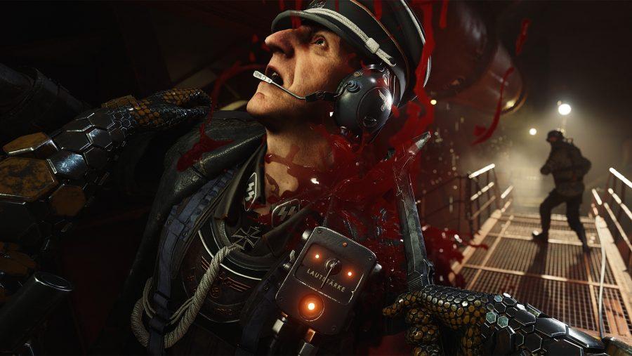 Best FPS games - Wolfenstein The New Colossus