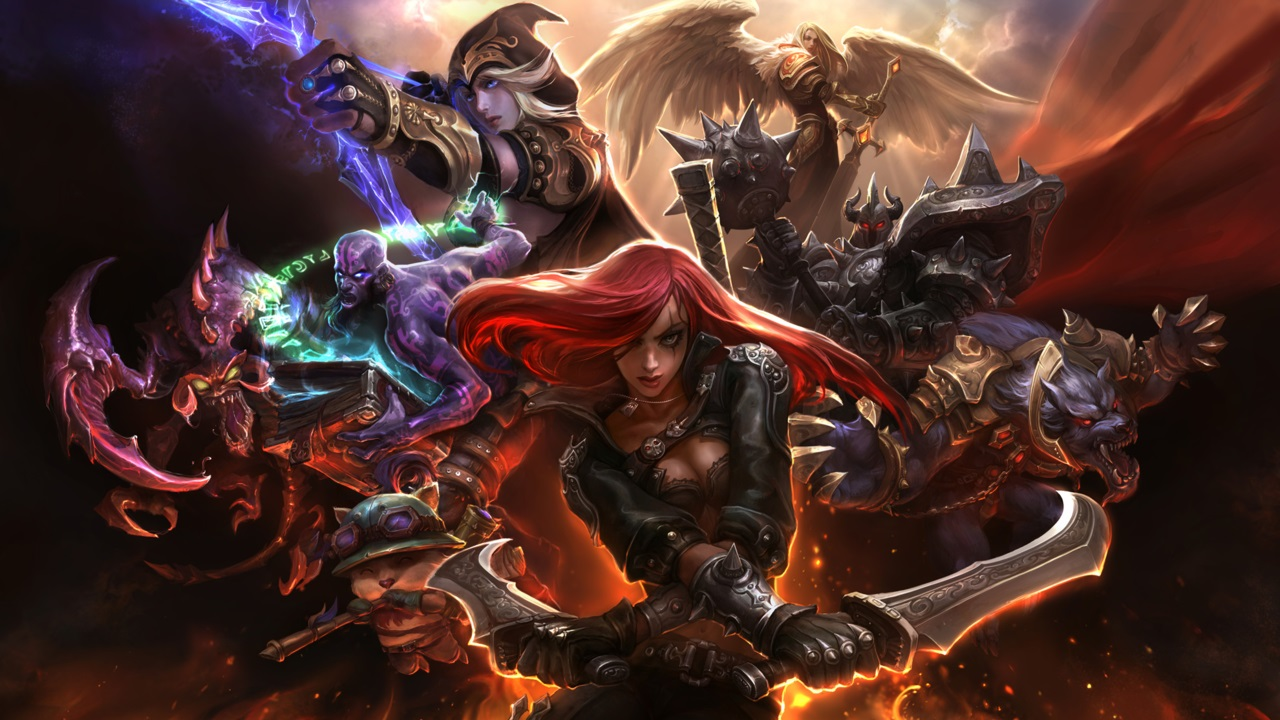 The Best League Of Legends Champions For Beginners Pcgamesn