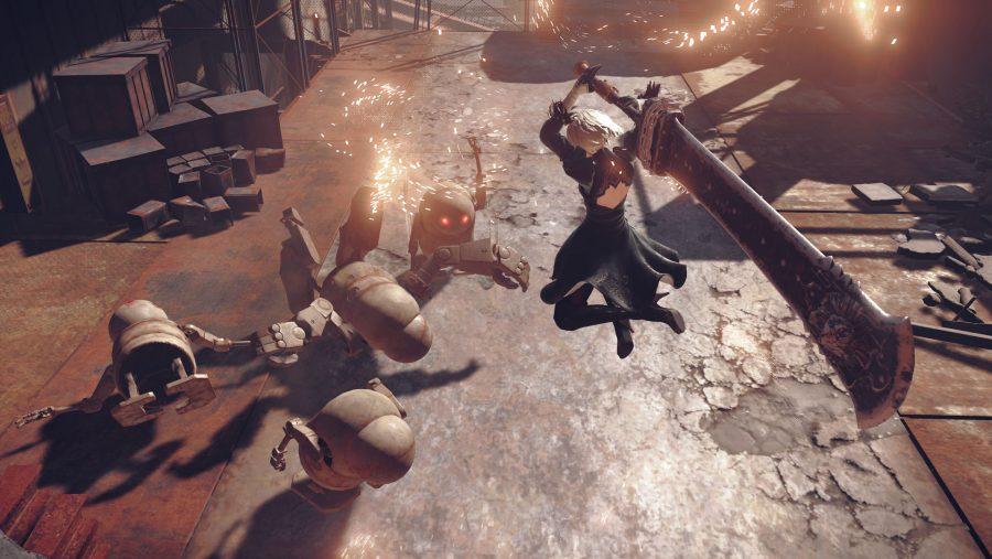 Best PC games 2017 - Nier Automata