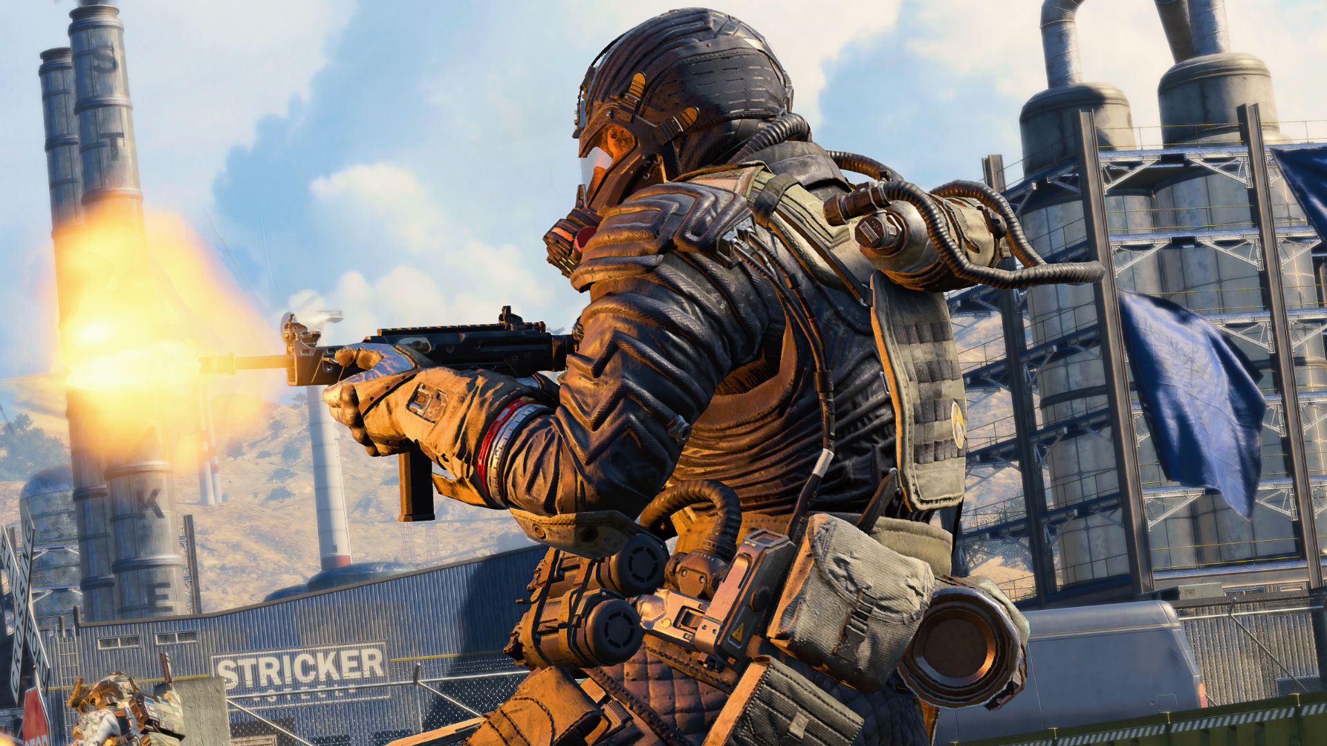 Call Of Duty Black Ops 4 Specialists Every Character And Their Abilities Revealed Pcgamesn