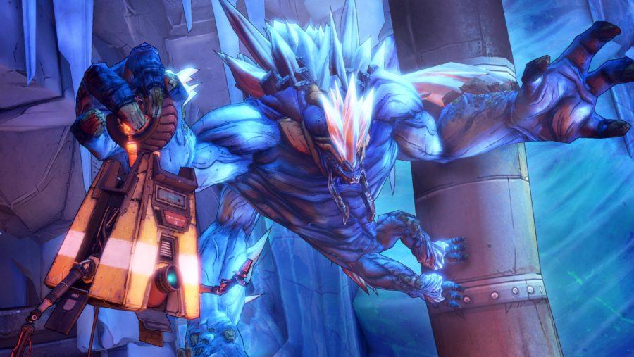 Bordlerlands 3 monster