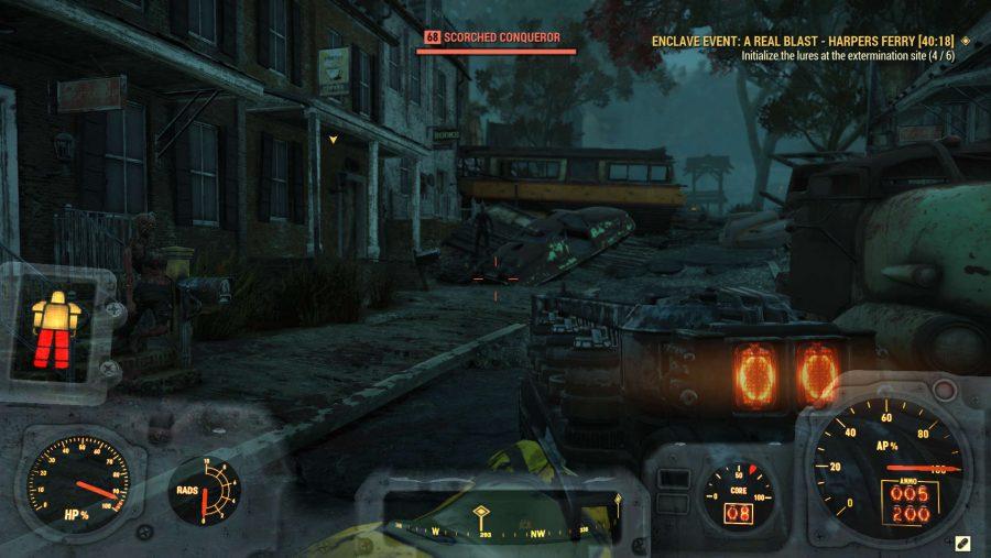 Fallout 76 nukes Enclave event