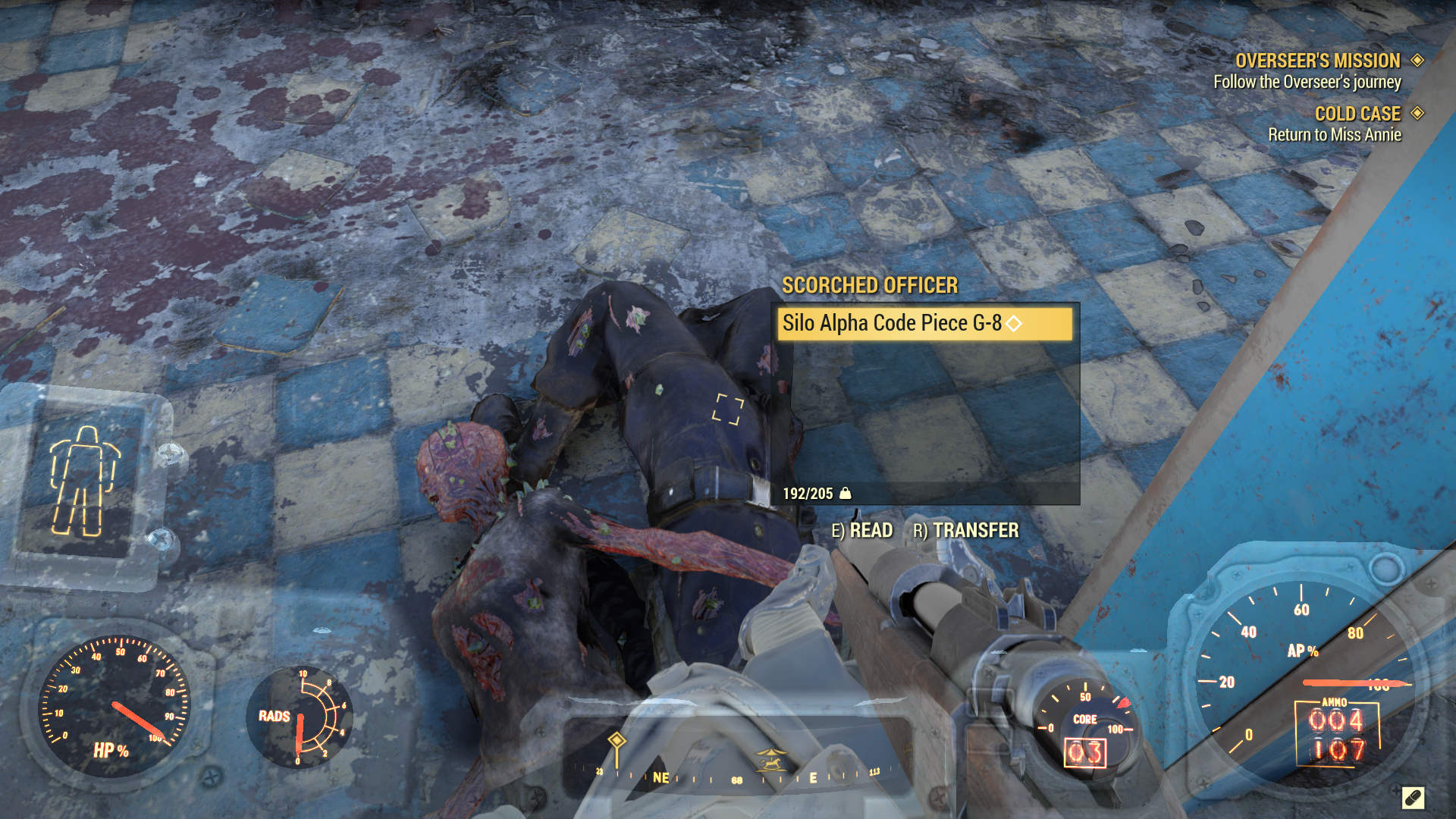 Fallout 76 nuke codes: how to get launch codes in Fallout 76 | PCGamesN