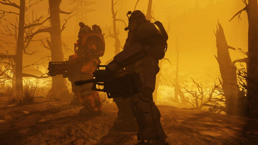 Fallout 76 nukes