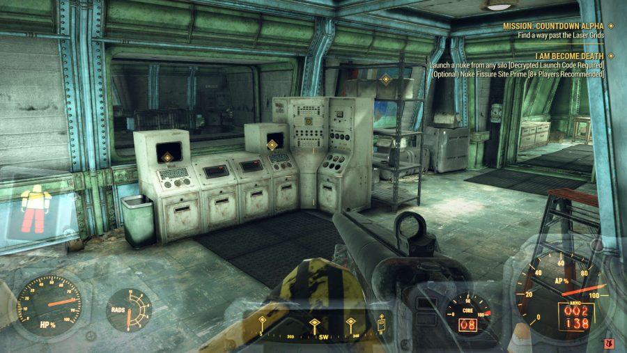 Fallout 76 nukes nuclear site