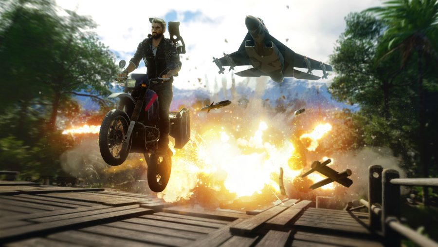 Image result for just cause 4 frontlines