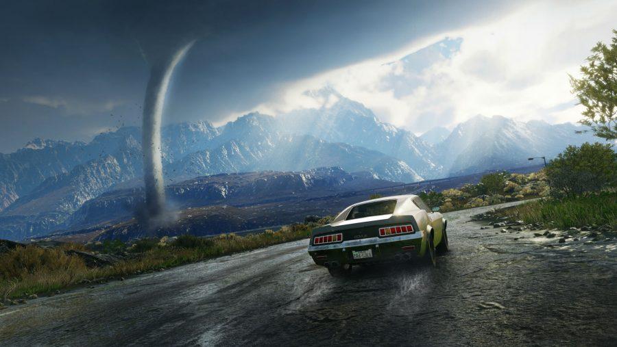 Just Cause 4 tornado