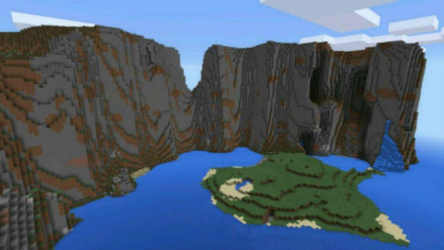 The Best Minecraft Pocket Edition Seeds Pcgamesn