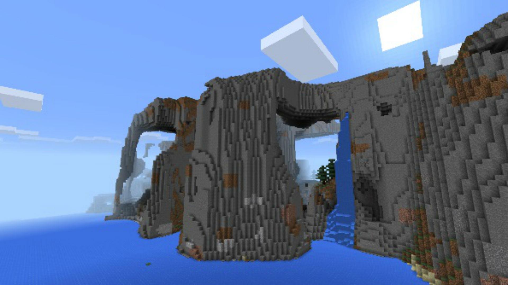 Best   Island Minecraft Seeds