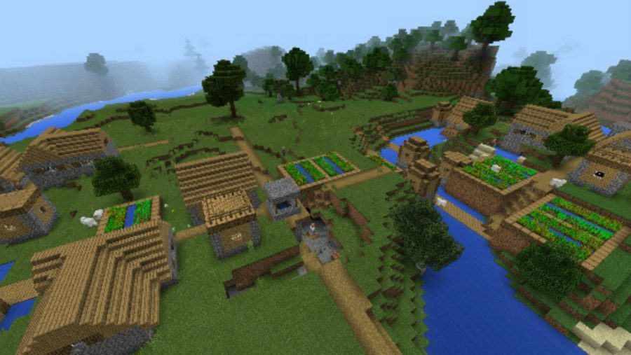 . The best Minecraft Pocket Edition seeds   PCGamesN