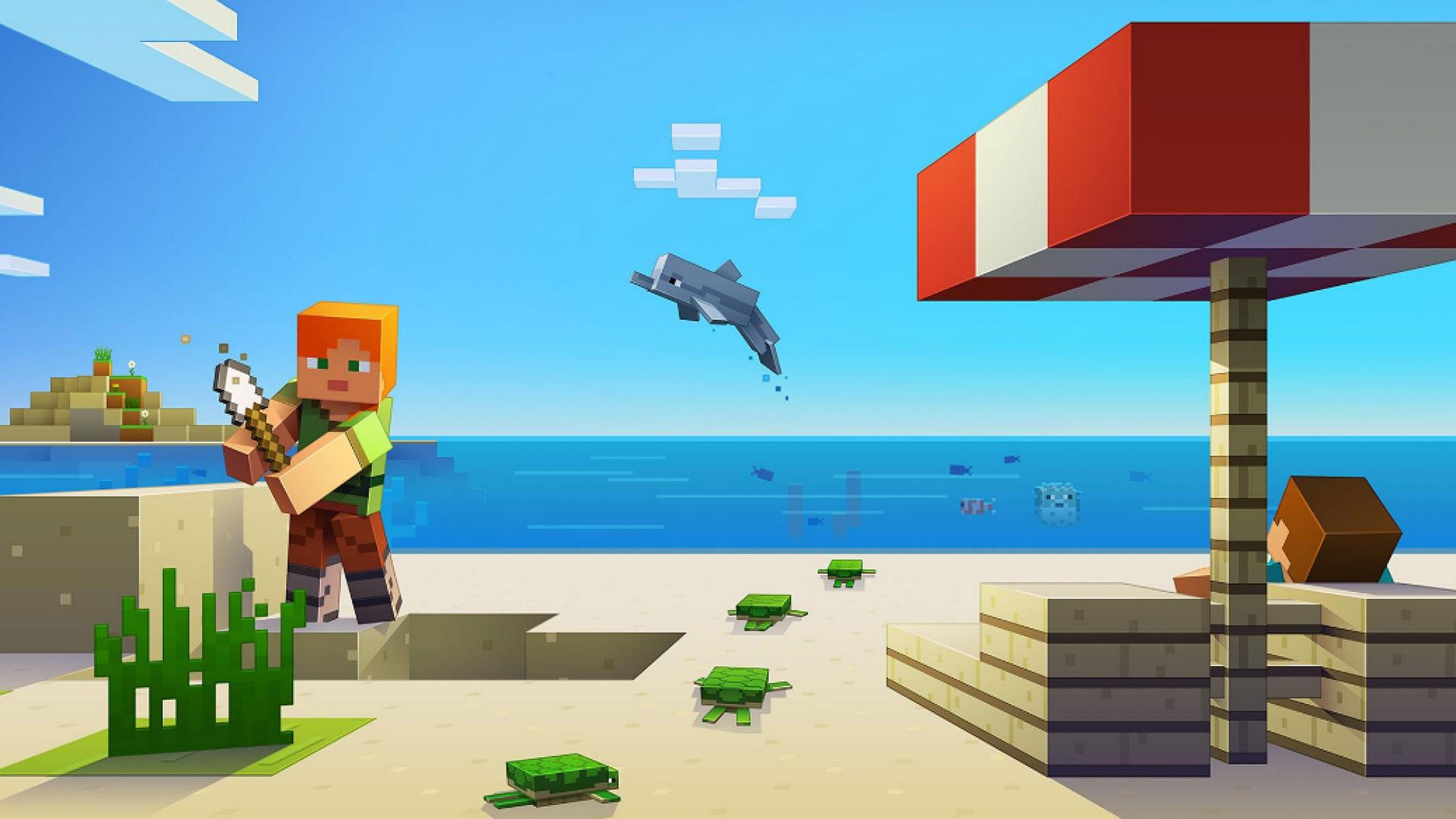 The Best Sandbox Games On PC PCGamesN - Minecraft bit spiele