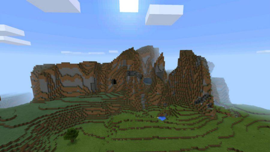 minecraft ice castle seed