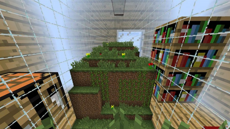 Minecraft maps - Ant Farm Survival