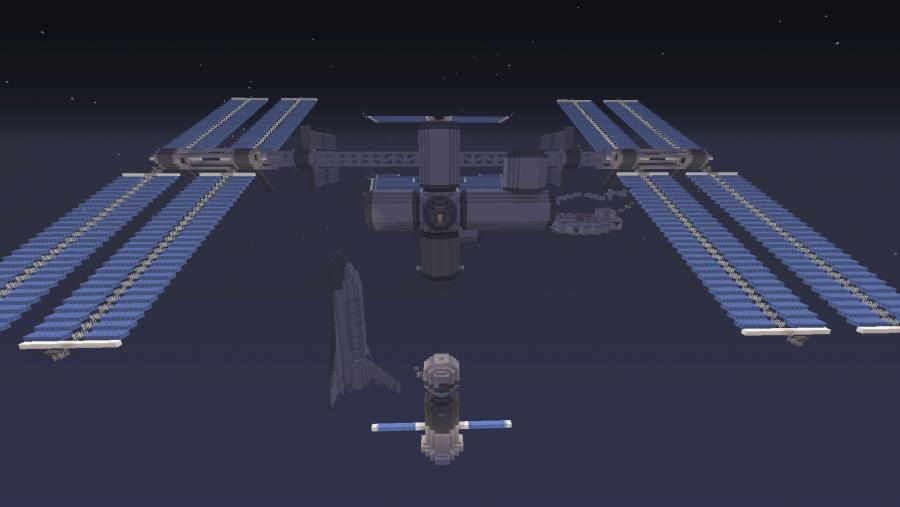 Карты Minecraft - Deadly Orbit