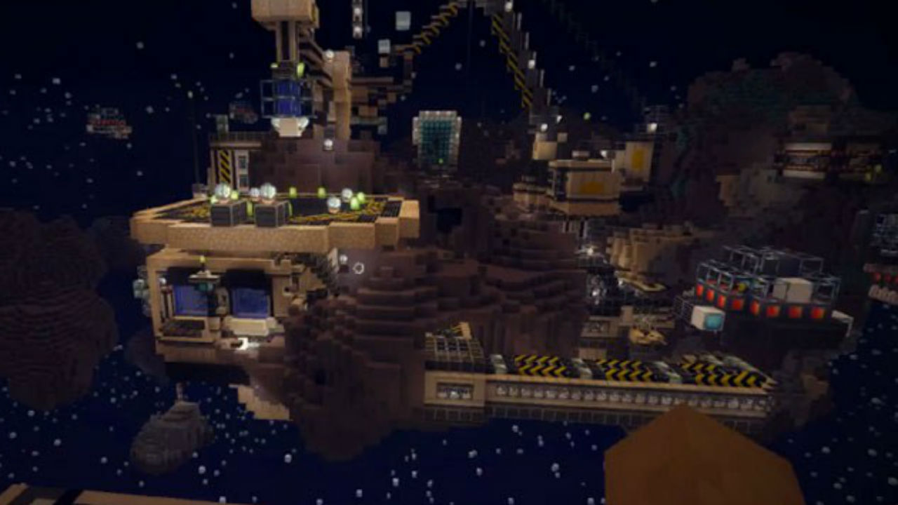 The Best Minecraft Maps Pcgamesn