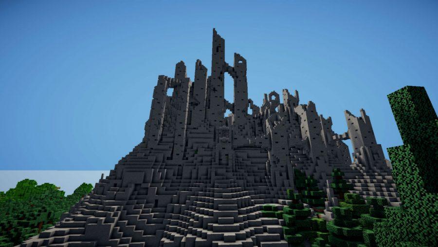 Minecraft maps - Dol Guldur