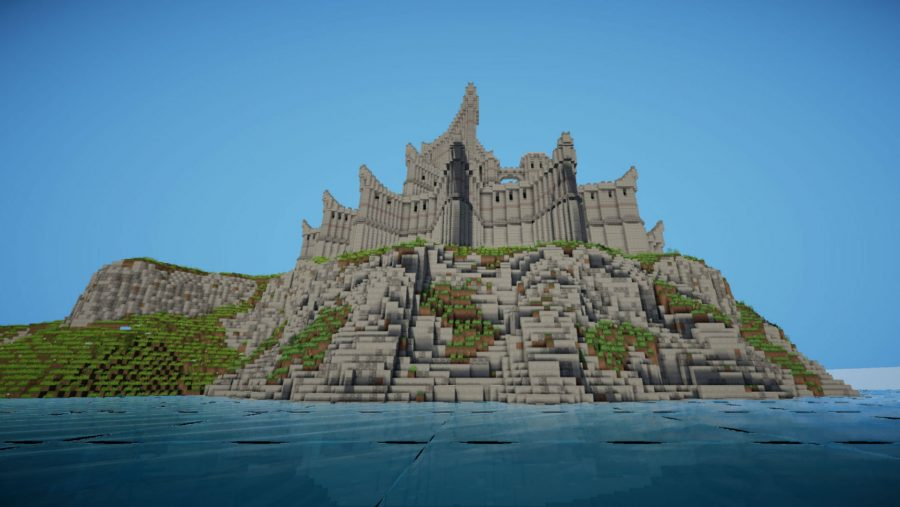 Minecraft maps - Dragonstone
